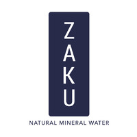 Natural mineral water ZAKU