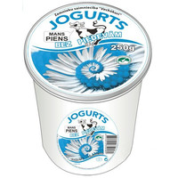 Yogurt without additives