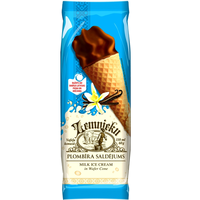 """Farmer`s"" milk ice cream in wafer cone 110 ml"