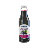 Black currant syrup, 750ml