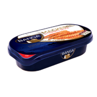 Mackerel in tomato sauce (safe can)