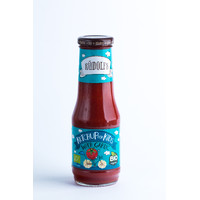 """Rūdolfs"" ketchup for kids"