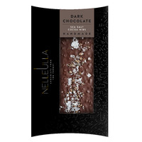 Dark chocolate / sea salt / cacao nibs