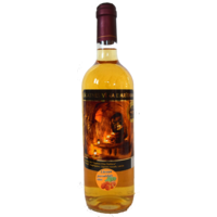 Cloudberry semi-sweet wine