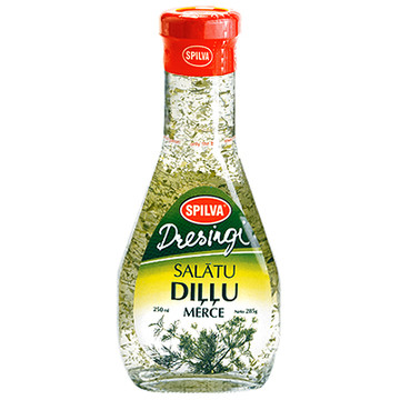 SALAD DRESSING WITH DILL