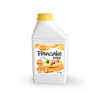 Liquid pancake mix (ready to bake)
